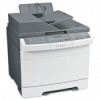Lexmark X544DN Multifunctional Colour Laser Printer
