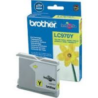 Brother LC-970Y, Toner Cartridge Yellow, DCP-135C, 150C, MFC-235C, 260C- Original