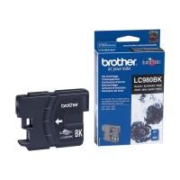 Brother LC-980BK, Toner Cartridge Black, DCP-145C, 163C, MFC-250C, 295C- Original
