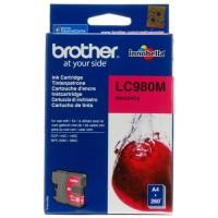 Brother LC-980M, Toner Cartridge Magenta, DCP-145C, 163C, MFC-250C, 295C- Original