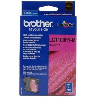 Brother LC1100HY-M, Ink Cartridge HC Magenta, DCP-6690, MFC-5890, 5895, 6490- Original