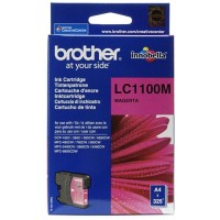 Brother LC1100M, Ink Cartridge Magenta, DCP385, 395, 6690, MFC5895, 6490- Original