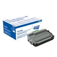 Brother TN3480, Toner Cartridge HC Black, DCP-L5500, HL-L5000, L6400, L6900- Original