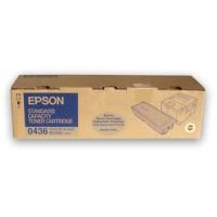 Epson C13S050436, Toner Cartridge Black, AcuLaser M2000- Original
