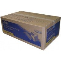 Epson C13S051124, Toner Cartridge Yellow, AcuLaser C3800- Original
