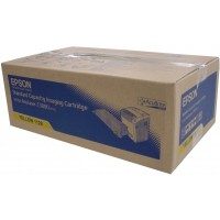 Epson C13S051128, Toner Cartridge Yellow, AcuLaser C3800- Original