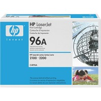 HP C4096A, Toner Cartridge Black, 2100, 2200- Original