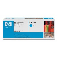 HP C4150A, Toner Cartridge Cyan, LaserJet 8500- Original