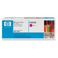 HP C4151A, Toner Cartridge Magenta, 8500- Original
