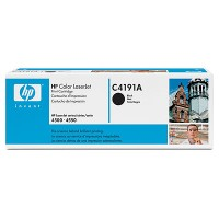 HP, C4191A, Toner Cartridge- Black, Laserjet 4500, 4550- Original