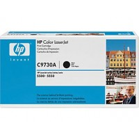 HP C9730A Toner Cartridge  Black, 645, 5500, 5550- Genuine