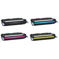 Canon 711BK, Toner Cartridge Value Pack, LBP5300, 5360, MF8450, 9130, 9170- Compatible