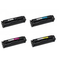 Canon 718, Toner Cartridge Value Pack, LBP7200, 7660, 7680, MF8330, 8340, 8350- Compatible