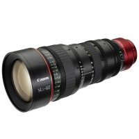 Canon CN-E14.5-60mm T2.6 LS Lens