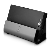 Canon DR-C125, Document Scanner