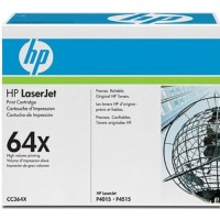 HP CC364X Toner Cartridge - HC Black , 64X P4015, P4515 Genuine