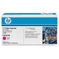 HP CE263A, Toner Cartridge Magenta, CP4025, CP4525- Original