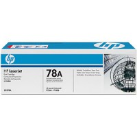 HP 78A M1536, P1566, P1606 Toner Cartridge - Black Genuine (CE278A)