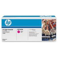 HP CE743A, Toner Cartridge- Magenta, CP5225- Original