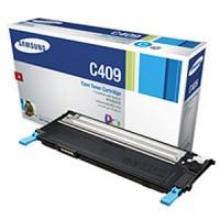 Samsung CLP310, CLP315, CLX3170, CLX3175 Toner Cartridge - Cyan Genuine (CLT-C4092S)