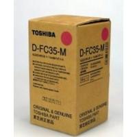 Toshiba D-FC35-M Developer Magenta, E Studio 2500c, 3500c, 3510c- Original