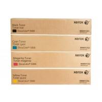 Xerox, 006R0125, Toner Cartridge Value Pack, Docucolor 5000- Original
