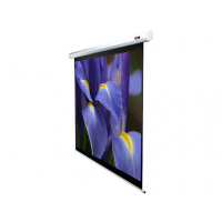 Elite ELECTRIC100XH-WHITE Electric Spectrum Projector Screen