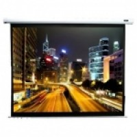 Elite VMAX84XWH2-WHITE Electric VMax Projection Screen