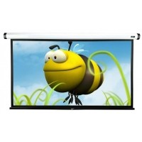Elite ELECTRIC84XH-WHITE Electric Spectrum Projection Screen