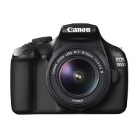Canon EOS1100D Digital SLR Camera with 18-55 Lens