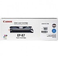 Canon 7432A005AA Toner Cartridge Cyan, Color imageCLASS MF8170c, MF8180c, EP-87- Compatible