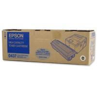 Epson C13S050437, Toner Cartridge HC Black, Aculaser M2000- Original
