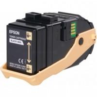Epson C13S050605 Toner Cartridge, AcuLaser C9300 - Black Genuine