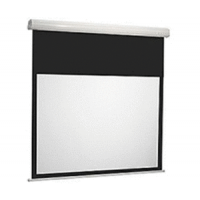 Euroscreen MD3024-W-UK Diplomat Electric Projection Screen