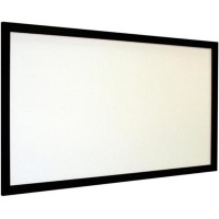 Euroscreen V275-W Frame Vision Light Fixed Frame Projection Screen