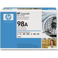 HP 92298A , Toner Cartridge Black, LaserJet 4, 5, 6- Compatible