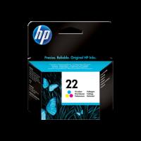 HP C9352AE, Ink Cartridge Tri-Colour, 3910, 920, 3930, 3940- Original