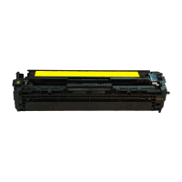 HP CE322A Toner Cartridge Yellow, 128A, CM1415, CP1525 - Compatible
