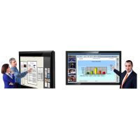 "iBOARD Touch 65"" Screen LED, I65-002, Corpporate"