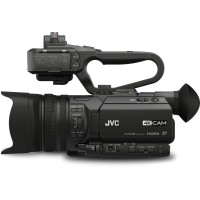 JVC GY-HM170, Professional Camcorder