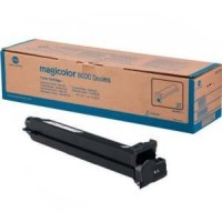 Konica Minolta A0D7133, Toner Cartridge Black, Magicolor 8600, 8650- Original