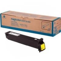Konica Minolta A0D7233, Toner Cartridge Yellow, Magicolor 8600, 8650- Original