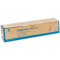 Konica Minolta A0D7333, Toner Cartridge Magenta, Magicolor 8600, 8650- Original