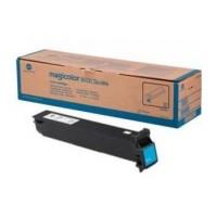Konica Minolta A0D7433, Toner Cartridge Cyan, Magicolor 8600, 8650- Original