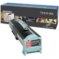 Lexmark W84020H, Toner Cartridge HC Black, W840- Genuine