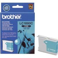 Brother LC1000C, Ink Cartridge Cyan, MFC-660, 685, 845, 885- Original