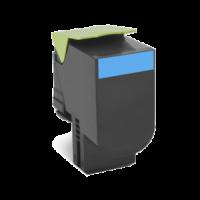 Lexmark 70C0H20, 700H2 Toner Cartridge, CS310, CS410, CS510 - HC Cyan Genuine