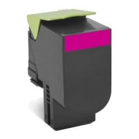 Lexmark 70C2HM0, 702HM Return Program Toner Cartridge, CS310, CS410, CS510 - HC Magenta Genuine