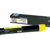 Lexmark C950X2YG, C950 Toner Cartridge - Yellow