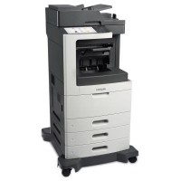 Lexmark MX810DXME A4 Mono Multifunctional Laser Printer